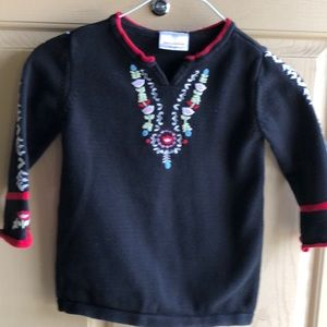 Hannah Anderson girls sweater size 100